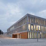 Hochschul- und Landesbibliothek, Zentralmensa SSC Hochschule, Fulda